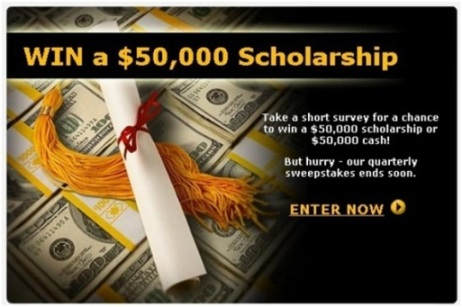 crazy college scholarships